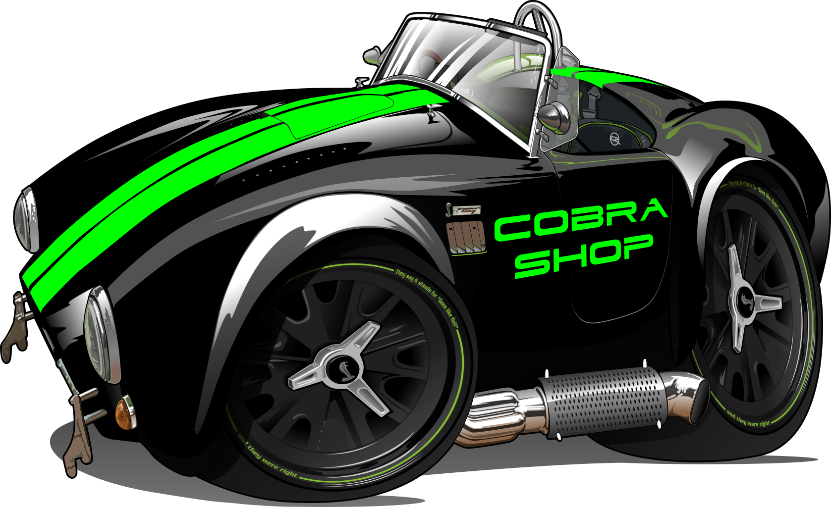 COBRA SHOP OF SOUTH AFRICA